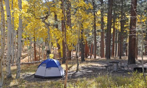 North Rim Campground, Grand Canyon National Park