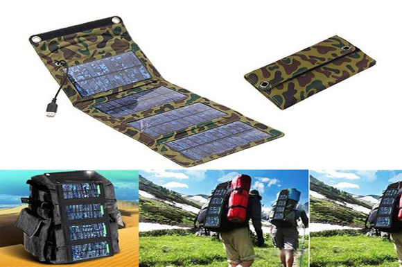 Best Outdoor Solar Battery Chargers for iPhone, iPad & Mobile Devices