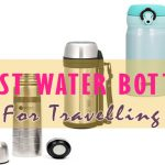 Best Outdoor Water Bottles for Hiking, Biking, Travelling