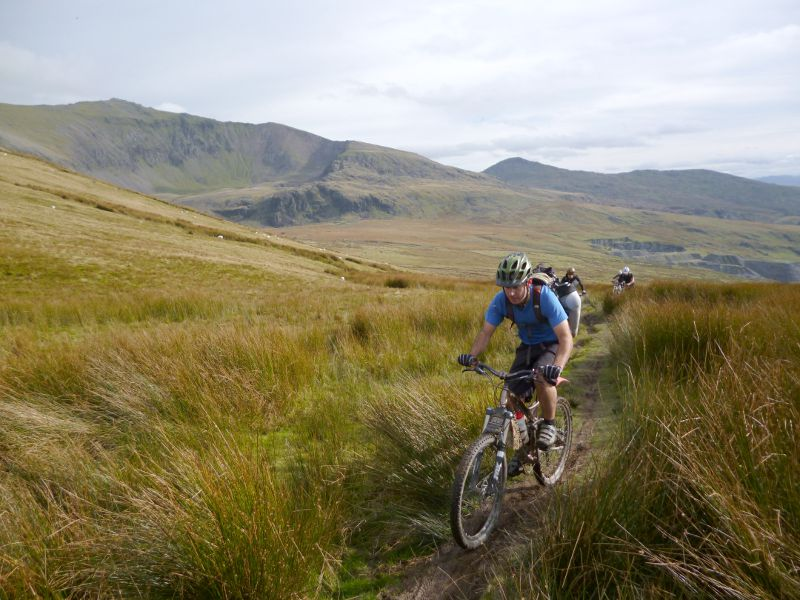 Rhyd Ddu, Snowdon Mountain Bike