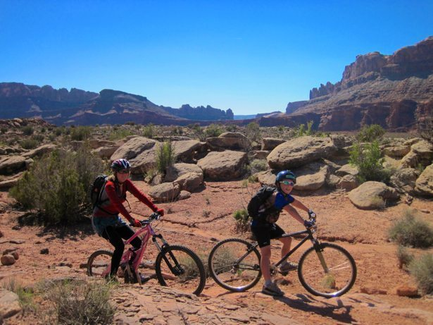 The Whole Enchilada, Moab, Idaho