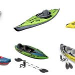 Top Best 5 Inflatable kayaks to buy & guide