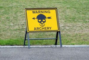 danger archery