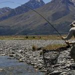 How to get lucky when fly fishing?