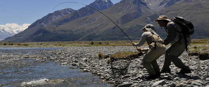 How to get lucky when fly fishing, Guide for beginners?
