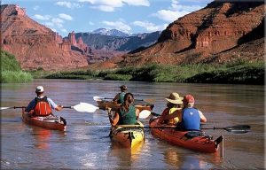 Colorado River - Kayak Voyage